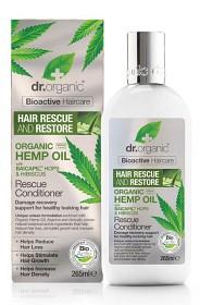 Bild på Dr Organic Hemp Oil Conditioner 265 ml