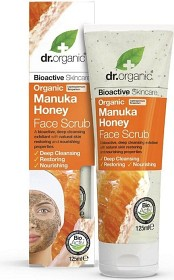 Bild på Dr Organic Manuka Honey Face Scrub 125 ml