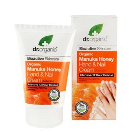 Bild på Dr Organic Manuka Honey Hand & Nail Cream 125 ml