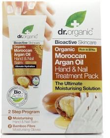 Bild på Dr Organic Moroccan Argan Oil Hand & Nail Treatment Pack