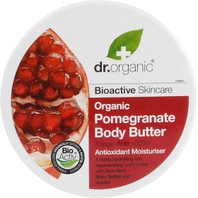 Bild på Dr Organic Pomegranate Body Butter 200 ml