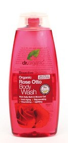 Bild på Dr Organic Rose Otto Body Wash 250 ml