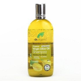 Bild på Dr Organic Virgin Olive Oil Schampo 265 ml