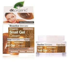 Bild på Dr Organic Snail Gel Cream 50 ml