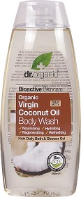 Bild på Dr Organic Virgin Coconut Oil Body Wash 250 ml