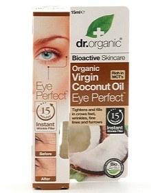 Bild på Dr Organic Virgin Coconut Oil Eye Perfect 15 ml