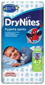 Bild på DryNites Nattbyxor Pojkar 4-7 år 10 st