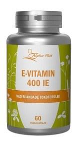 Bild på E-vitamin 400 IE 60 kapslar