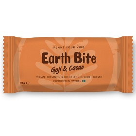 Bild på Earth Bite Goji & Cacao 40 g