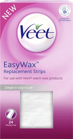 Bild på Veet Easy Wax Replacement Strips