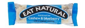 Bild på Eat Natural Cashew & Blueberry 45 g