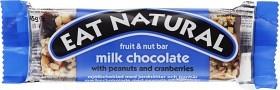 Bild på Eat Natural Milk Chocolate Peanuts & Cranberries 45 g