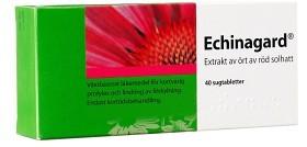Bild på Echinagard, Sugtablett 40 st