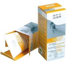 Bild på Eco Cosmetics solkräm SPF 15, 75 ml