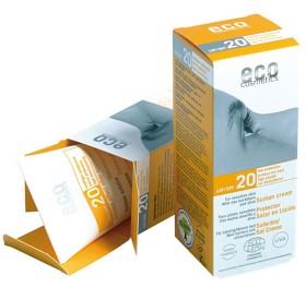 Bild på Eco Cosmetics solkräm SPF 20 75 ml