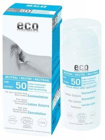 Bild på Eco Cosmetics Sollotion Neutral SPF 50, 100 ml