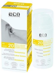 Bild på Eco Cosmetics Sollotion SPF 20, 100 ml