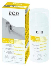 Bild på Eco Cosmetics Sollotion SPF 30, 100 ml