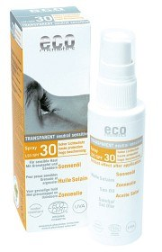 Bild på Eco Cosmetics Sololja spray SPF 30 50 ml