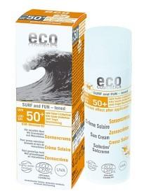 Bild på Eco Cosmetics Surf & Fun Sun tonad SPF 50, 50 ml