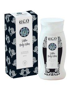 Bild på Eco Cosmetics Tattoo Body Lotion SPF 10, 200 ml