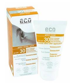 Bild på Eco Cosmetics tonad solkräm SPF 30, 75 ml