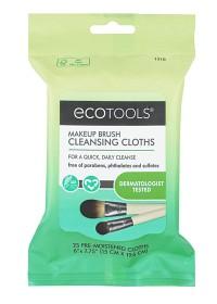 Bild på Ecotools Makeup Brush Cleansing Clothes 25 st