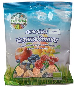 Bild på Ekologiska Vegandrömmar 90 g