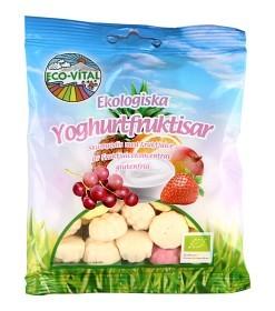 Bild på Ekologiska Yoghurtfruktisar 90 g
