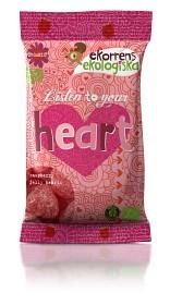 Bild på Listen to your heart geléhjärtan 80 g