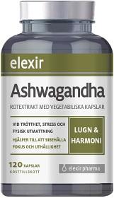 Bild på Elexir Ashwagandha 120 kapslar