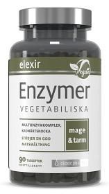 Bild på Elexir Enzymer 90 tabletter
