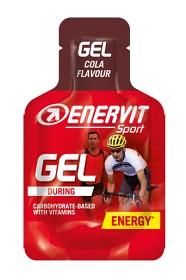 Bild på Enervit Sport Gel Cola 25 ml