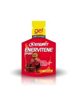 Bild på Enervit Enervitene Gel Koffein Citron 25 ml