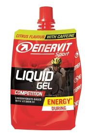 Bild på Enervit Sport Liquid Gel Koffein Citrus 60 ml