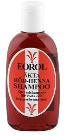 Bild på Eorol Henna röd schampo 200 ml