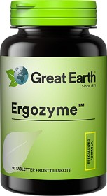 Bild på Great Earth Ergozyme 90 tabletter