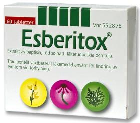 Bild på Esberitox 60 tabletter