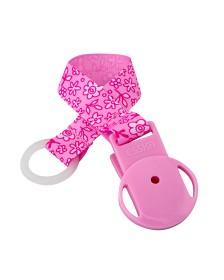 Bild på Esska Click Napphållare Rosa