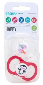 Bild på Esska Happy silikon Fiskar/Fågel