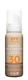 Bild på EVY Daily UV Face Mousse SPF 30, 75 ml