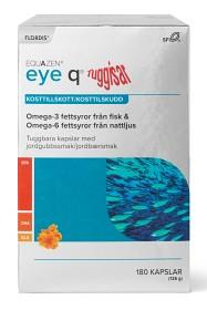 Bild på Equazen eye q Tuggisar jordgubbssmak 180 kapslar