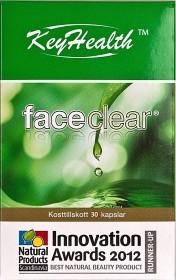 Bild på Faceclear 30 kapslar