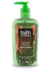 Bild på Aloe Vera & Tea Tree Hand Wash 300 ml