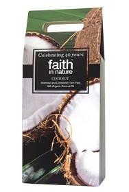 Bild på Faith In Nature Coconut presentpåse