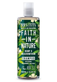 Bild på Hemp & Meadowfoam Schampo 400 ml