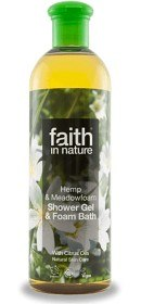 Bild på Hemp & Meadowfoam Shower Gel 400 ml