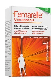 Bild på Femarelle Unstoppable 56 kapslar