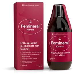 Bild på Femineral Kvinna 500 ml