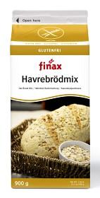 Bild på Finax Glutenfri Havrebrödmix 900 g
